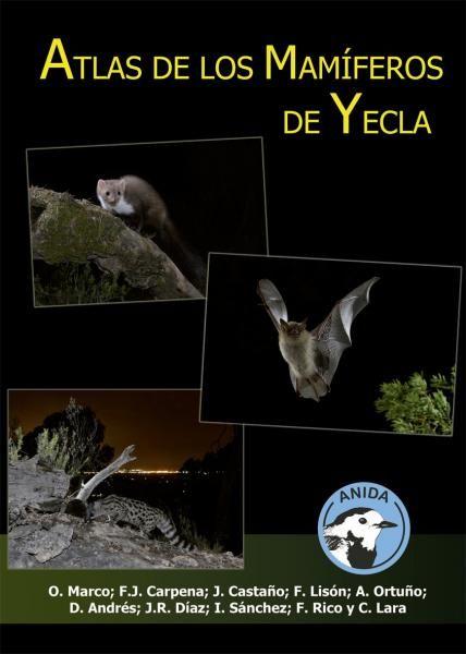Agricultura cofinancia con fondos LEADER la edición de un atlas de mamíferos de Yecla - 1, Foto 1