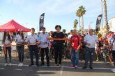 Cerca de  600 participantes en los Campeonatos de España de Ciclismo celebrados en Puerto Lumbreras