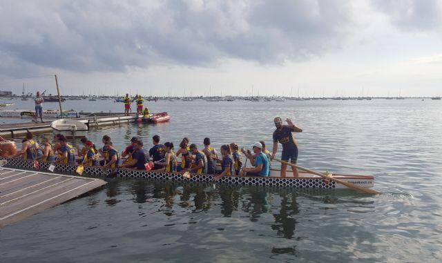 La I Regata de larga distancia de Dragon Boat congrega a 300 palistas amateur y profesionales - 1, Foto 1