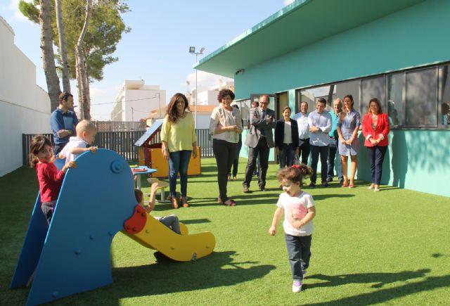 La consejería de Educación y el Ayuntamiento de Puerto Lumbreras trabajan en la ampliación y mejora de los colegios públicos del municipio - 1, Foto 1