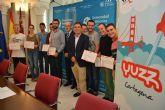 La Politécnica de Cartagena distingue a los quince finalistas del concurso de emprendedores Yuzz