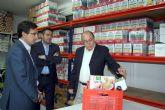 HIDROGEA dona 2.500 euros para apoyar la labor del Comedor Social 'Beata Piedad' de Alcantarilla