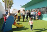 La consejería de Educación y el Ayuntamiento de Puerto Lumbreras trabajan en la ampliación y mejora de los colegios públicos del municipio