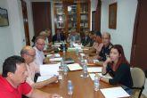 Molina de Segura experimenta un descenso del 3% en delitos más graves durante el último año