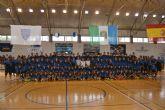 El Pacote Fúbol Sala Pinatar celebra el inicio de la temporada 2015-2016 con más de 160 jugadores