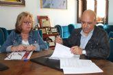 El Ayuntamiento de Cieza renueva el convenio con Afemce