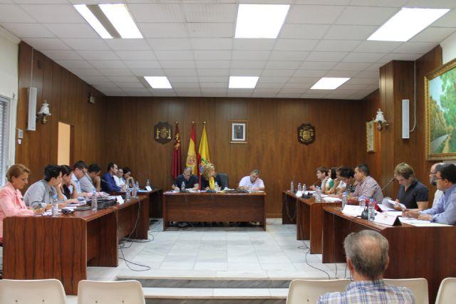 El pleno municipal aprobó ayer noche el Reglamento Municipal de la Factura Electrónica y la bajada del tipo impositivo del IBI - 1, Foto 1