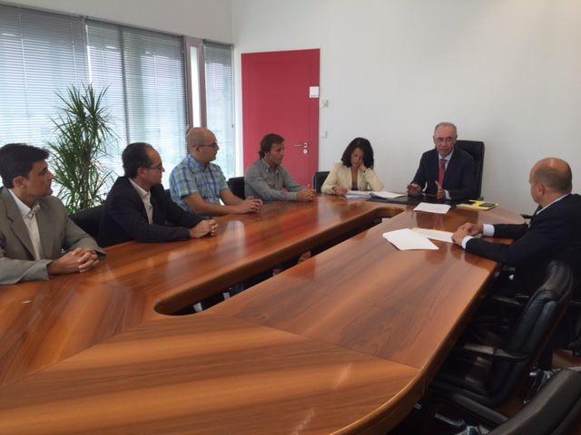 El Ayuntamiento de Murcia asegura a los vecinos de Joven Futura que la sentencia del Tribunal Supremo no afecta a sus viviendas - 1, Foto 1