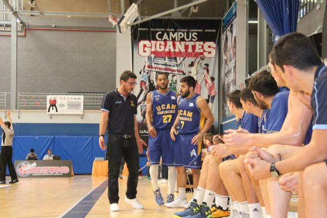 El UCAM Murcia venció por 75-68 en la primera semifinal del Torneo Air Europa - 2, Foto 2