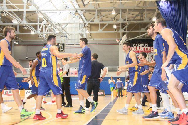 El UCAM Murcia venció por 75-68 en la primera semifinal del Torneo Air Europa - 3, Foto 3