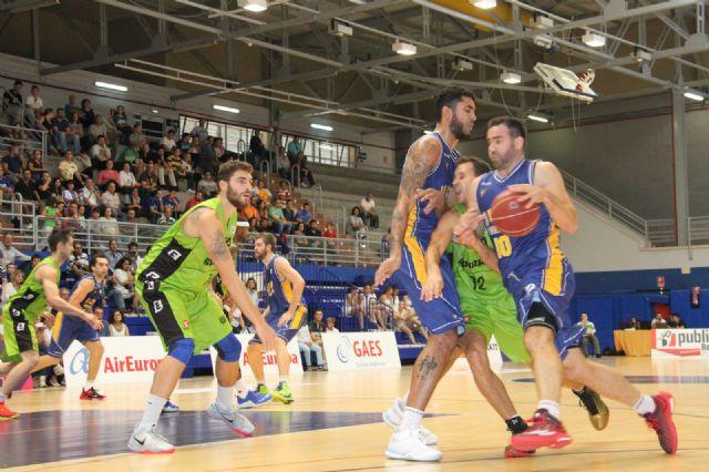 El UCAM Murcia venció por 75-68 en la primera semifinal del Torneo Air Europa - 4, Foto 4
