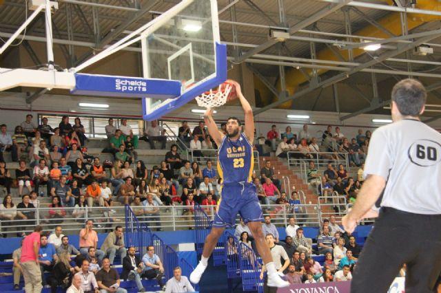 El UCAM Murcia venció por 75-68 en la primera semifinal del Torneo Air Europa - 5, Foto 5