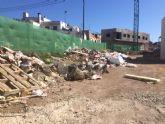 Alternativa Socialista-SPCT denuncia la paralización de las obras del Centro de Salud de San Antón