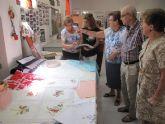 La concejala de Servicios Sociales inaugura la Semana Cultural del Polígono de Santa Ana
