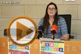La actividad de la 'Plaza Solidaria' se celebrará el domingo 11 de octubre