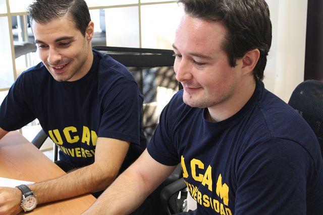 Dos estudiantes de la UCAM participan en la III edición del Innovation Startup Camp - 1, Foto 1