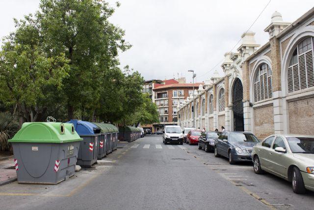 Cambiemos Murcia propone la recuperación del Mercado de Verónicas y su entorno histórico - 2, Foto 2