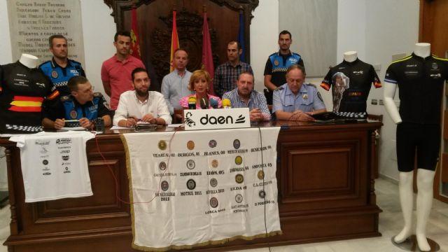 150 agentes de todo el país participan este sábado por la mañana en el Campeonato de España de Mountain Bike de Policías Locales - 1, Foto 1