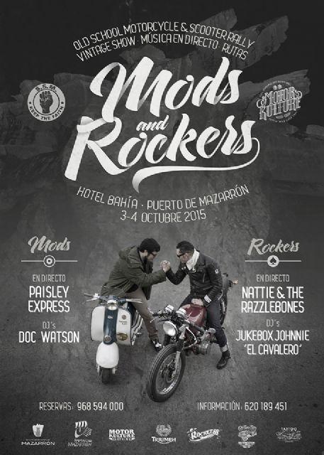 Mods and Rockers celebran su cuarto encuentro nacional - 3, Foto 3