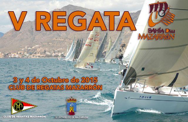 Una treintena de embarcaciones competirán en la V regata Bahía de Mazarrón - 2, Foto 2