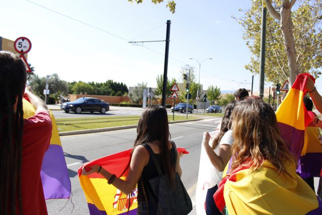UJCE Región de Murcia: No queremos reyes, queremos futuro - 2, Foto 2