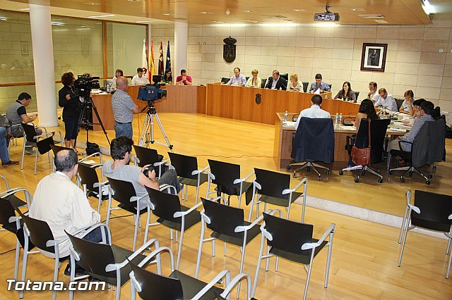 Municipal general budget of initial shape for 2015 were approved for a total amount of 27.9 million euros