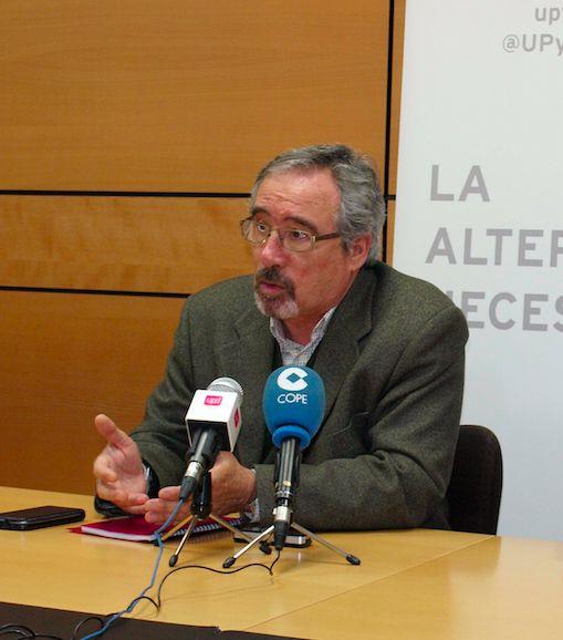 UPyD: La Comisión del Agua es un fraude a los ciudadanos - 1, Foto 1