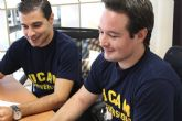 Dos estudiantes de la UCAM participan en la III edición del Innovation Startup Camp