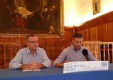 José Francisco García valora el último Pleno como 'constructivo y con muchas iniciativas interesantes para los ciudadanos de Caravaca'