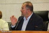 El alcalde de Totana sigue informado en redes sociales de los 'desmanes' que se han cometido en los últimos 12 años