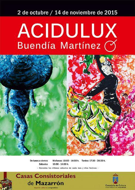 Buendía Martínez expone en Casas Consistoriales del 2 de octubre al 14 de noviembre - 1, Foto 1