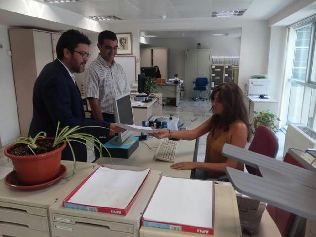 Ciudadanos insta al PSOE a acelerar el debate sobre la reconstrucción de Lorca en la Asamblea regional - 1, Foto 1