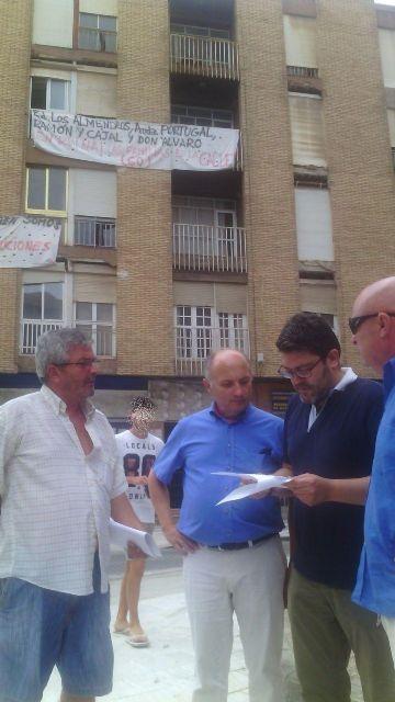 Ciudadanos insta al PSOE a acelerar el debate sobre la reconstrucción de Lorca en la Asamblea regional - 2, Foto 2