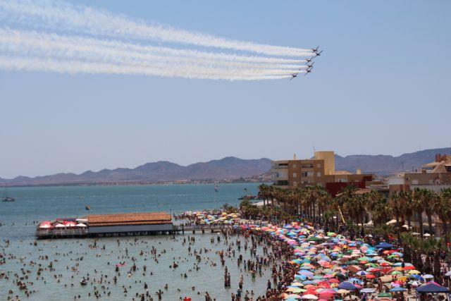 La Patrulla Águila recibirá el Premio Al-Kazar el próximo 13 de octubre - 1, Foto 1