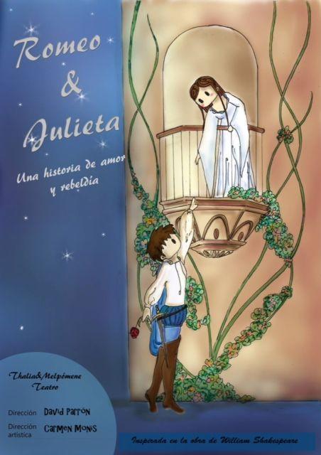 Una nueva versión de Romeo y Julieta para toda la familia podrá verse en el Nuevo Teatro Circo de Cartagena - 1, Foto 1