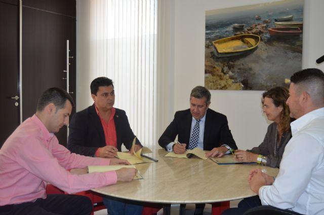 El Vivero de Empresas municipal recibe el apoyo de varias entidades dedicadas al fomento del espíritu emprendedor - 1, Foto 1