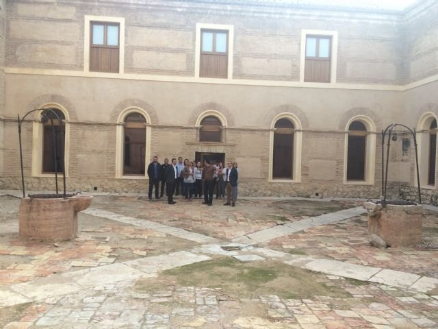 Cultura pone sus técnicos a disposición del Ayuntamiento de Mula para finalizar la restauración del Convento de San Francisco - 1, Foto 1