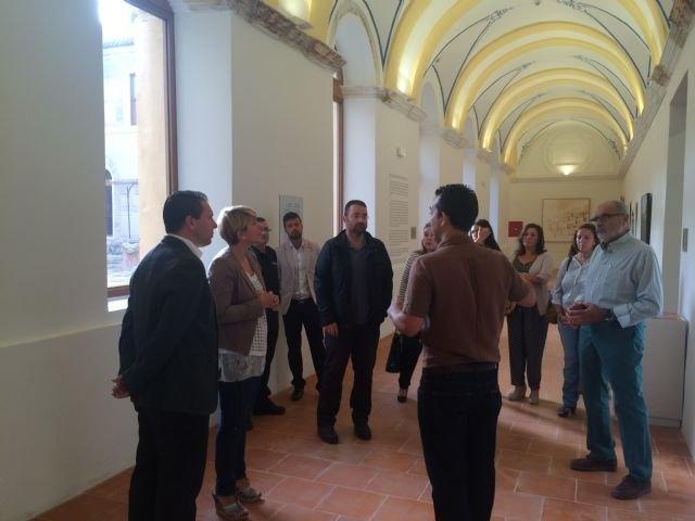 Cultura pone sus técnicos a disposición del Ayuntamiento de Mula para finalizar la restauración del Convento de San Francisco - 2, Foto 2