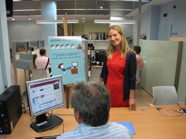 El servicio ´Cómo va lo mío´ ofrece a ciudadanos y empresas información en tiempo real sobre el estado de tramitación de expedientes - 1, Foto 1