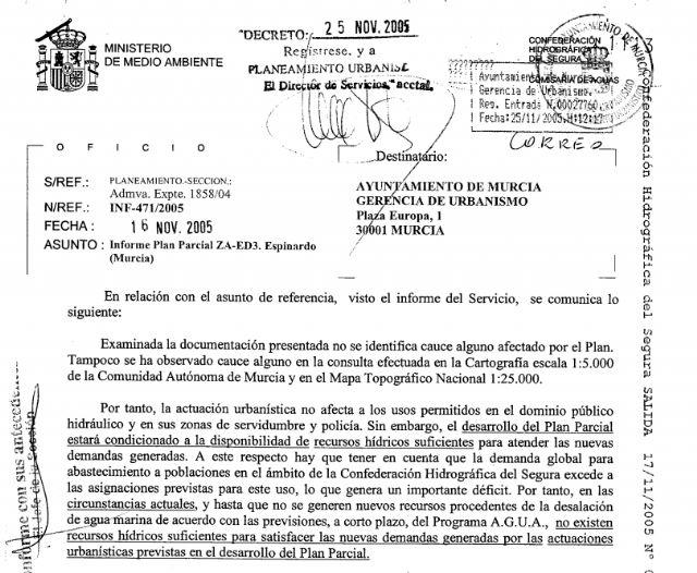 Ahora Murcia pide la dimisión de Ballesta, Navarro Corchon y Roque Ortiz - 1, Foto 1
