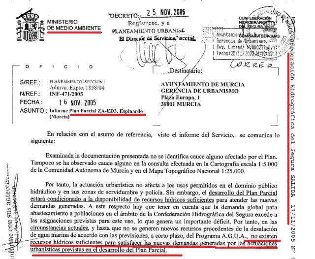 Ahora Murcia pide la dimisión de Ballesta, Navarro Corchon y Roque Ortiz - 2, Foto 2