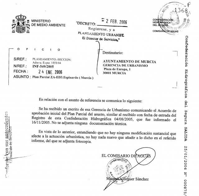 Ahora Murcia pide la dimisión de Ballesta, Navarro Corchon y Roque Ortiz - 3, Foto 3