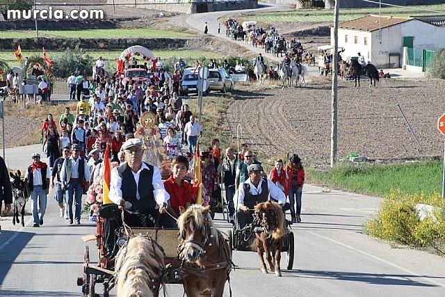 La VI Romer�a Los Romeros de L�bor se traslada al domingo 11 de octubre, Foto 1
