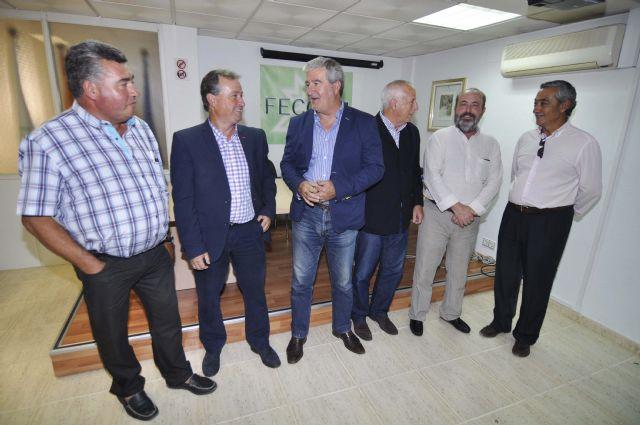 Las cooperativas agrarias piden un trasvase urgente del Tajo, Foto 2