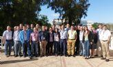 Estudiantes universitarios presentan a los responsables de SABIC sus proyectos