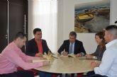El Vivero de Empresas municipal recibe el apoyo de varias entidades dedicadas al fomento del espíritu emprendedor
