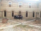 Cultura pone sus técnicos a disposición del Ayuntamiento de Mula para finalizar la restauración del Convento de San Francisco