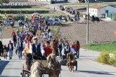 La VI Romería Los Romeros de Lébor se traslada al domingo 11 de octubre