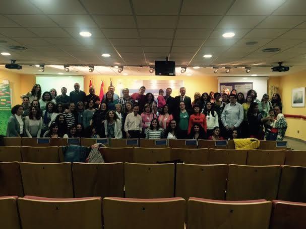 Dos asociaciones murcianas participan en la Escuela de Formación organizada por la Federación Española de Enfermedades Raras en Burgos, Foto 3