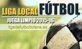 El comienzo de la Liga Local de Fútbol Juega Limpio se aplaza al fin de semana del 10 y 11 de octubre